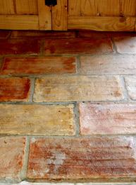 Ancientfloors Com Terra Cotta Tiles From Italy France